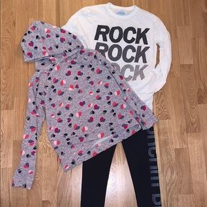 Rock The Workout Cuteness Outfit